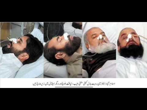 Sarkari Moulvioun Per Talbian Ka Halva Kush Attack  ....Khrian Khrian 19/12/09 by Rashid Murad