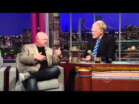 David Letterman-Rick Harrison 2011
