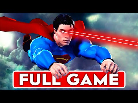 SUPERMAN RETURNS Gameplay Walkthrough Part 1 FULL GAME [1080p HD] - No Commentary