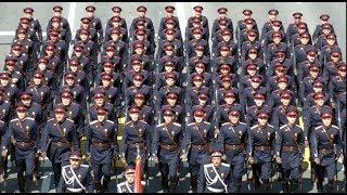 Казаки на Москворецкой набережной! Парад Победы 2020! Russian military show.