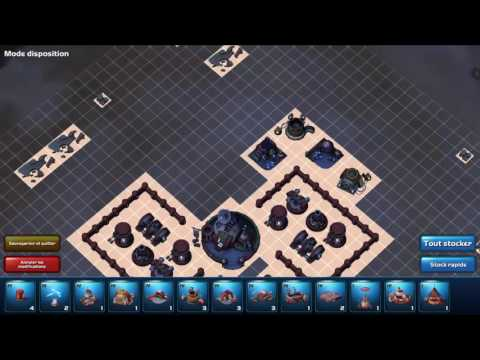 Star Wars Commander Headquarters 4 Defense (SWC HQ4) BEST Medals Base Layout Defense Strategy