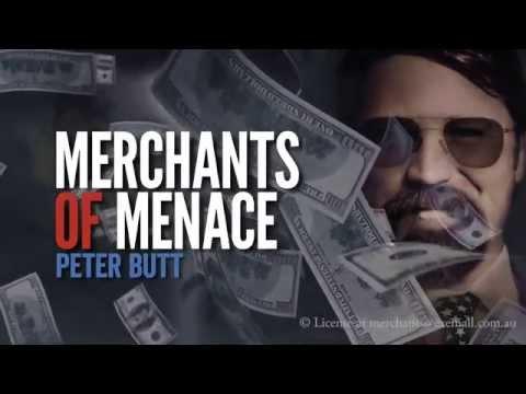 Merchants of Menace Book Teaser