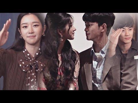 Seo Ye Ji Kim Soo Hyun Behind The Scenes Moments Youtube