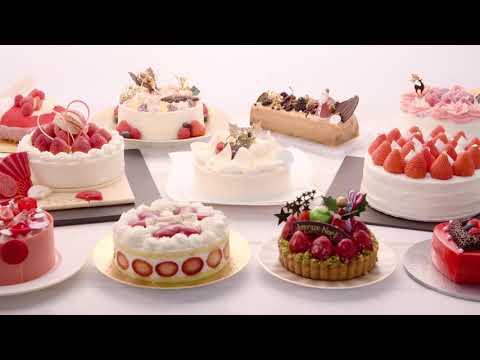 2020 東急百貨店のクリスマスケーキ