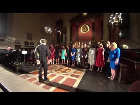 Adele When we were young choir