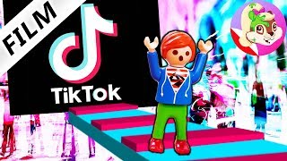 Playmobil Rodzina Wróblewskich | Ucieczka Juliana przed TIK TOKIEM? Czy mu sie uda?