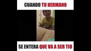 Video Cuando tu hermano es peor que tu papà! (Pinche pendeja) download MP3, 3GP, MP4, WEBM, AVI, FLV November 2017