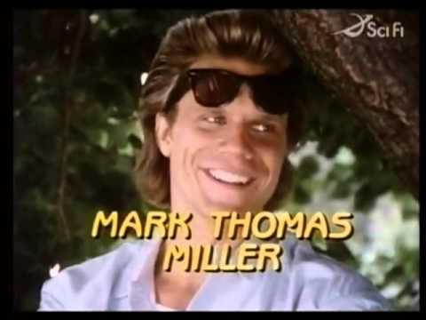 Misfits de la science Superminds  générique 1985