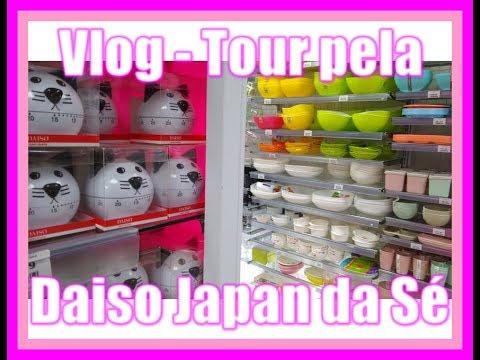 VEDA 17 - Vlog Na Daiso Japan Da Rua Direita, 247 - Sé