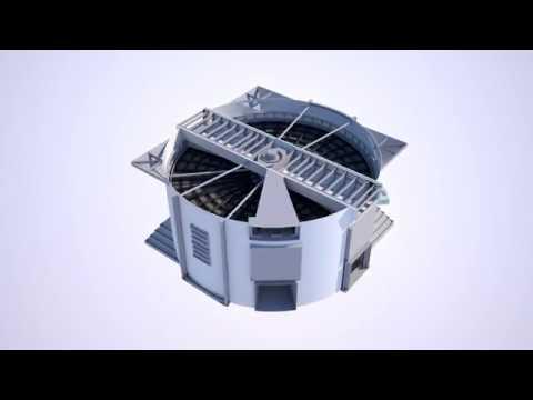 Ljungstr M Air Preheater Aph Gas Gas Heater Ggh