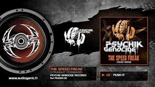 THE SPEED FREAK - 02 - Push It! [Straight Forward EP - PKGDIGI 06 ]