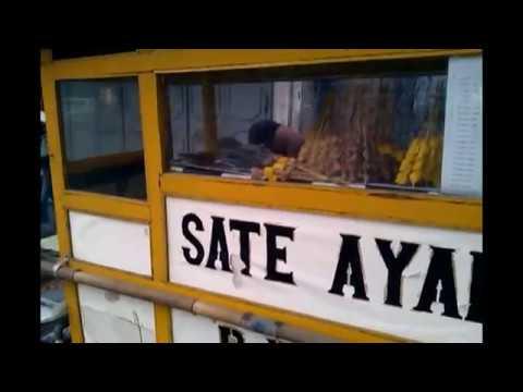 Sate Ayam Madura Khas Kota Tegal