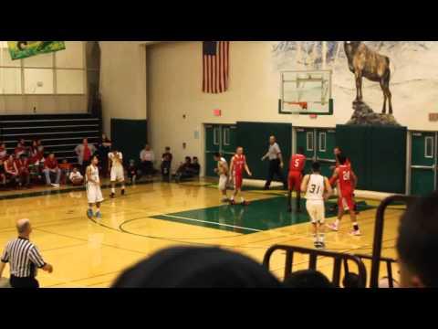 2013 Westmoor Highschool Boys all-Asian basketball team highlights (Daly City, CA)