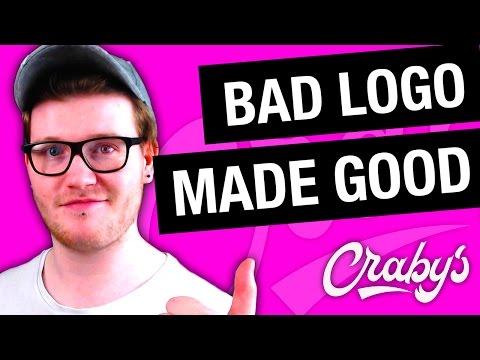 Bad Logos Made Good! Logo Design Process