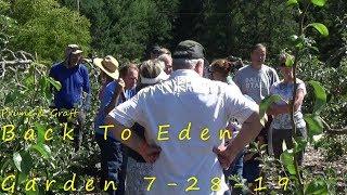 Prune & Graft - Back To Eden Garden 7-28-19 L2Survive with Thatnub