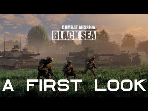 Combat Mission: Black