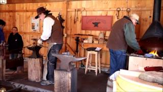 Village Blacksmith Shop At Country Carpenters