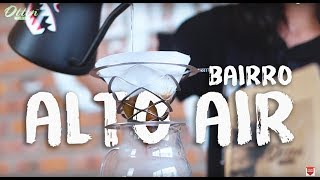 Review Bairro Alto Air - Futuristic Coffee Dripper