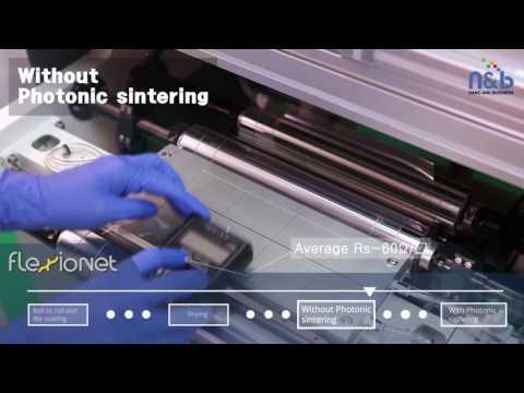 Fully Flexible Flexionet Film Technology English(영어자막)