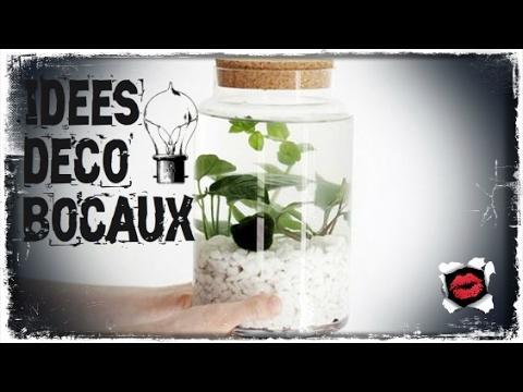 43 ides dco de Noel DIY avec des bocaux en verre  YouTube