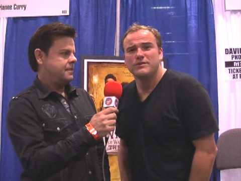 Wizards of Waverly Place David DeLuise on What's Up Orange County