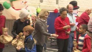 Thousands celebrate 91st annual Boys & Girls Clubs of Wichita Falls Christmas party