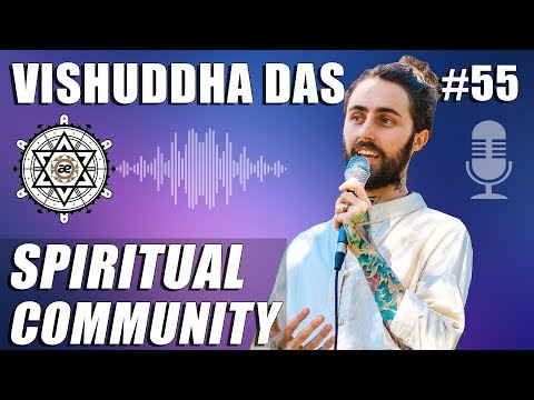 Spiritual Community With Vishuddha Das (Koi Fresco) | EP55 @wetheaether