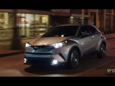2018 Toyota C Hr Commercial Cinderella Youtube