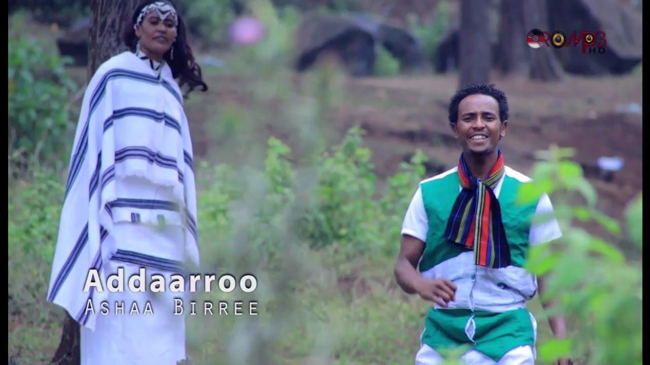 Caalaa Bultumee fi Aashaa Birree Addaarroo Oromo Music