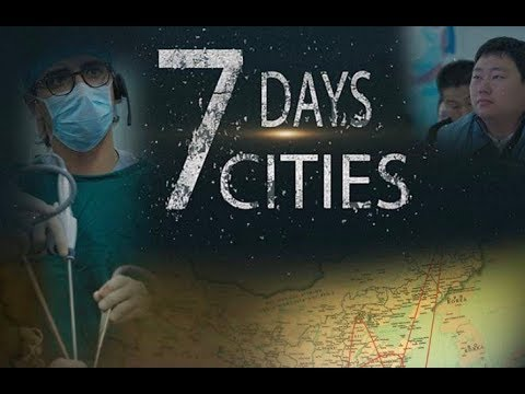 7 DAYS 7 CITIES (ENGLISH VERSION)