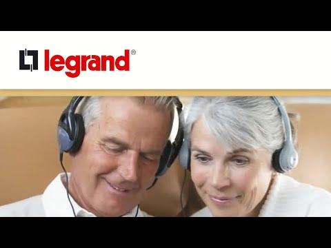 Assistance à l'autonomie Legrand : découvrez nos solutions pour le maintien à domicile