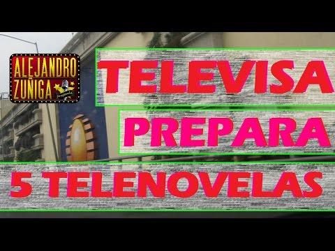 5 Telenovelas QUE VIENEN EN TELEVISA!! Elenco de Quinceanera y más chismes