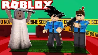 GRANNY VIROU MURDER NO ROBLOX!! (Murder Mystery)