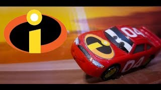 Disney Pixar Cars The Incredibles Custom Review!