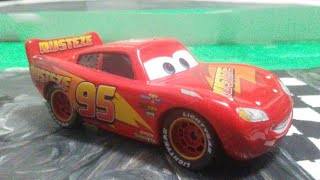 Cars 3 Rusteze Lightning Mcqueen die-cast Review