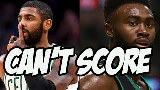 The Celtics' Offense is Not Good - Can They Fix It?