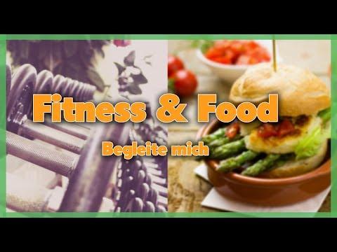 Begleite mich... Vlog & Fitness