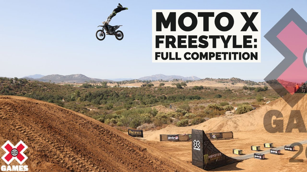 Download Moto X Freestyle: FULL COMPETITION   X Games 2021