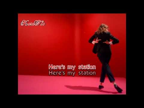 Christine and The Queens - Saint Claude - karaoke version