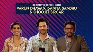 MensXP: What's On Your Phone With Varun Dhawan, Banita Sandhu & Shoojit Sircar From 'October'