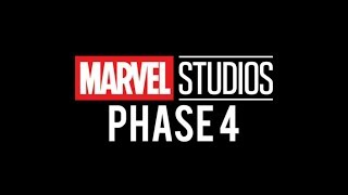 Marvel Studios Announces Phase 4 at Comic-Con!