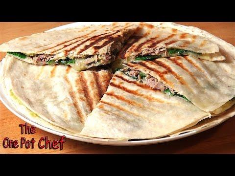 tuna-and-avocado-quesadillas-|-one-pot-chef
