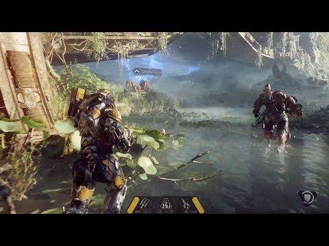 Anthem Gameplay 2019 Best Third Person Shooter Multiplayer Game