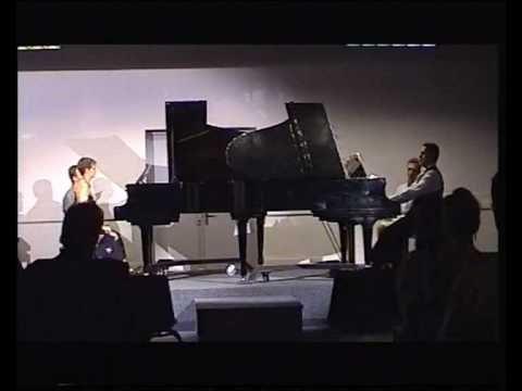 Rachmaninoff Russian Rhapsody duo Bensimhon