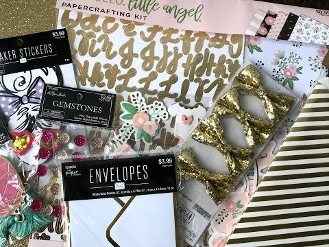 Hobby Lobby HAUL!! NEW ITEMS!! :) COME SEE!!