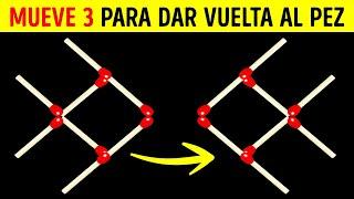 3 Movimientos significan que eres inteligente, 2 indican que eres un genio