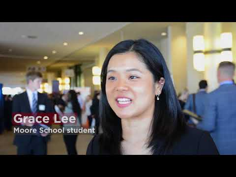 Darla Moore School of Business Fall 2017 Business Expo