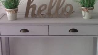 Goodwill Furniture Makeover!