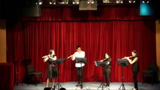 Jazz Pizzcato by Hong Kong Woodwinds