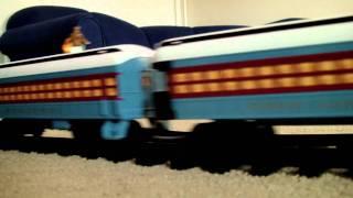 Hogwarts Express & Polar Express R/C G-Gauge Trains by Lionel #2